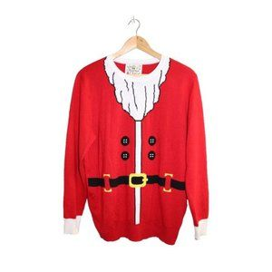 3/$45 - Santa Clause Ugly Christmas Sweater